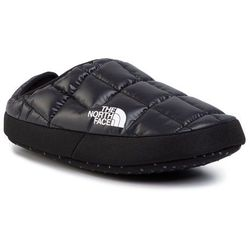 Kapcie THE NORTH FACE - Thermoball TNTMUL5 T93MKNKX7 Tnf Blk/Tnf Blk