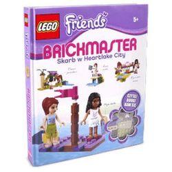 LEGO?Friends Brickmaster. Skarb w Heartlake City LBM101 (opr. twarda)