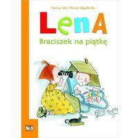Książki dla dzieci, Lena. Braciszek na piątkę (opr. miękka)