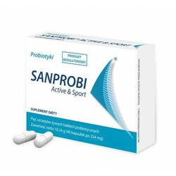 Sanprobi Active&Sport 40 kapsułek