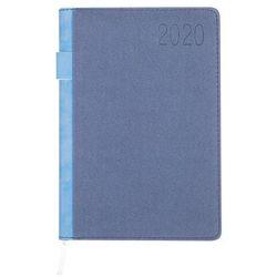 Kalendarz 2020 OPUS A5 Mars - niebieski