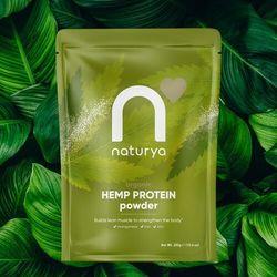Naturya Organiczne białko konopi 100 g