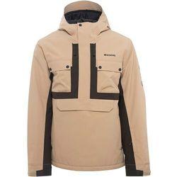 kurtka BONFIRE - Ridge Pullover Anorak Jacket Desert (DES) rozmiar: L