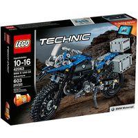 Klocki dla dzieci, LEGO Technic, BMW R 1200 GS Adventure, 42063