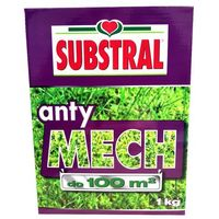 Odżywki i nawozy, Anty-Mech do Trawników Mikro Granulat 1kg