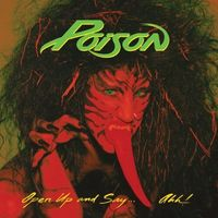 Pop, POISON - OPEN UP AND SAY AHH - 20TH ANNIVERSARY EDITION (CD)