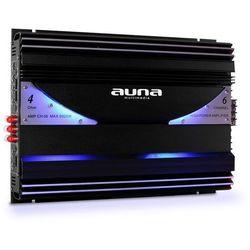 Auna AMP-CH06 6-kanałowy wzmacniacz samochodowy 570W RMS 5000W max. Zamów ten produkt do 21.12.16 do 12:00 godziny i skorzystaj z dostawą do 24.12.2016