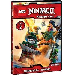 FILM LEGO® NINJAGO PODNIEBNI PIRACI CZĘŚĆ 2