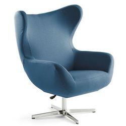 Fotel COSY, zakurzony niebieski