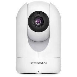 FOSCAM kamera IP R2M 2 MPix FHD Biała matowa P2P WIFI