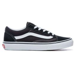 buty VANS - Old Skool Black/True White (6BT) rozmiar: 31.5