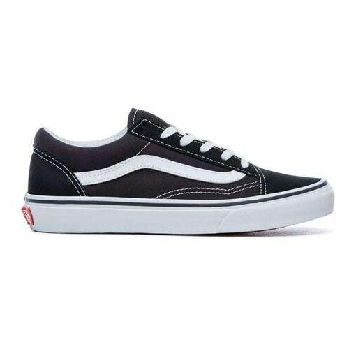 Pozostałe obuwie dziecięce, buty VANS - Old Skool Black/True White (6BT) rozmiar: 31.5