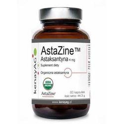 Astaksantyna AstaZine 4mg 60 kapsułek kenayAG