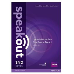 Speakout Upper Intermediate. Flexi Coursebook 1 Pack (opr. miękka)