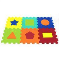 Puzzle, ARTYK 6 EL. Puzzle piankowe Kształty