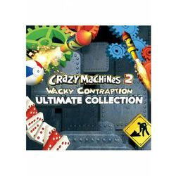 Crazy Machines Wacky Contraption Ultimate Collection (PC)