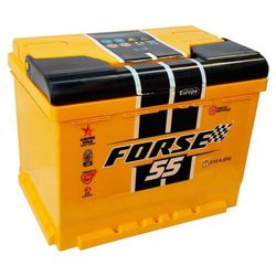 Akumulator FORSE 55Ah 510A EN L+ wysoka