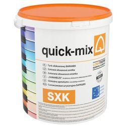 SXK TYNK SILOKSANOWY - BARANEK QUICK-MIX 1.5mm BIAŁY