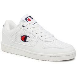Sneakersy CHAMPION - Chicago Men Low S20880-F20-WW001 Wht