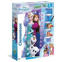 Puzzle, CLEMENTONI 30 EL. Maxi Miarka Frozen