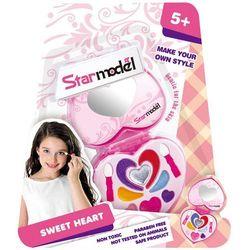 Zestaw do makijażu słodkie serce