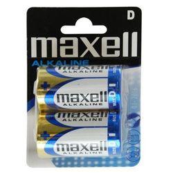 24 x bateria alkaliczna Maxell Alkaline LR20/D