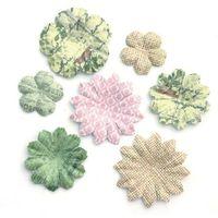 Pozostałe artykuły papiernicze, Kwiaty papier GP PŁATKI op.24 mix pastel 252015