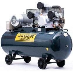 JAGER GERMAN 300L 7.5kW 1200L/Min 400V SPRĘŻARKA POWIETRZA TŁOKOWA KOMPRESOR TŁOKOWY OLEJOWY Mocna Rzecz promocja (--96%)