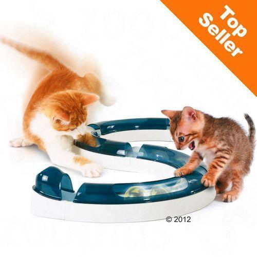 Pozostałe zabawki, Catit Design Senses, tor do zabawy - Dł. x szer. x wys.: 110 x 6,5 x 5 cm   -5% Rabat na pierwsze zamówienie   DARMOWA Dostawa od 99 zł