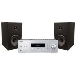 Zestaw stereo PIONEER SX-10AES + KODA EX-569T Czarny