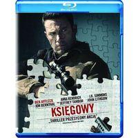 Filmy kryminalne i sensacyjne, Księgowy (Blu-ray) - Gavin O'Connor