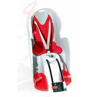 Foteliki rowerowe, Fotelik rowerowy BIKE-GP red jasny