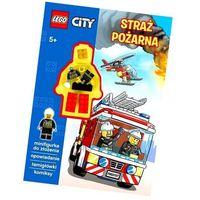 Kolorowanki, LEGO CITY STRAŻ POŻARNA Kolorowanka