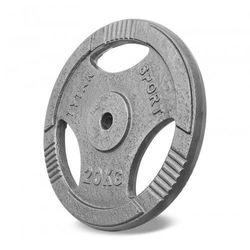Obciążenie żeliwne kierownica Tytan Sport 20 kg