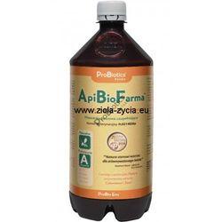ApiBioFarma 1litr - mikrobiologiczny preparat dla pszczół - ProBiotics
