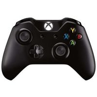 Pozostałe gry i konsole, Kontroler bezprzewodowy Microsoft Xbox One (czarny)