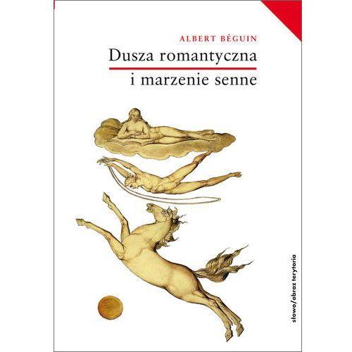 Publicystyka, eseje, polityka, Dusza romantyczna i marzenie senne Esej o romantyzmie niemieckim i poezji francuskiej (opr. twarda)