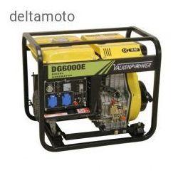 Generator prądowy 230 V, 5 KVA, diesel