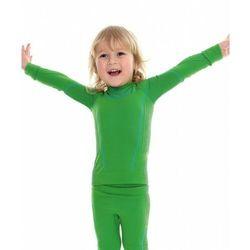 Bluza Termoaktywna Dla Chłopca Brubeck Thermo LS13660 Zielona