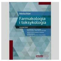 Książki medyczne, Farmakologia i toksykologia Mutschlera IV wydanie 2015 (opr. twarda)