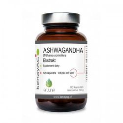 Ashwagandha 500 mg (60 kaps.) Arjuna Natural Extracts