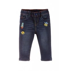Spodnie niemowlęce jeansowe 5L3506 Oferta ważna tylko do 2022-02-15