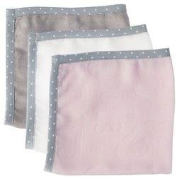 Bambusowe pieluszki Superro Mini Set Lullalove - pink 5903240348329