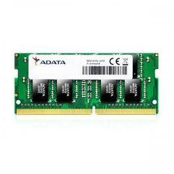 Pamięć do laptopa ADATA Premier DDR4 2400 SO-DIMM 8GB CL17 (AD4S240038G17-S) Darmowy odbiór w 21 miastach!