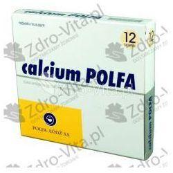 Calcium Polfa tabl.mus. 0,2 g Ca2+ 12 tabl.