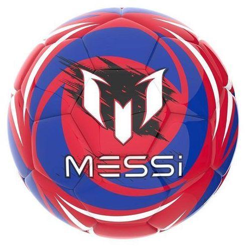 Piłki dla dzieci, Piłka futbolowa czerwono - granatowa Messi