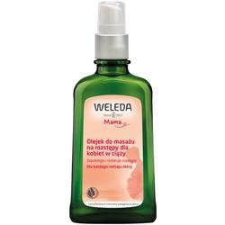 WELEDA Mama Stretch Marks Oil olejek do masażu na rozstępy dla kobiet w ciąży 100ml
