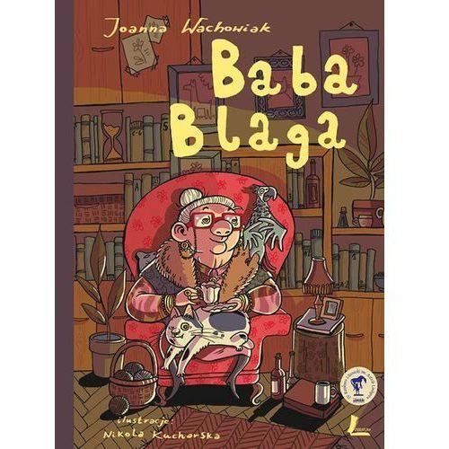 Książki dla dzieci, Baba Blaga + zakładka do książki GRATIS (opr. twarda)