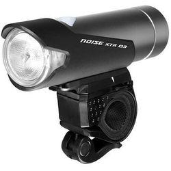 Lampka MACTRONIC Noise XTR czarny