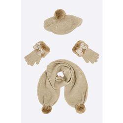 Mayoral - Komplet dziecięcy (czapka+szalik+rękawiczki)